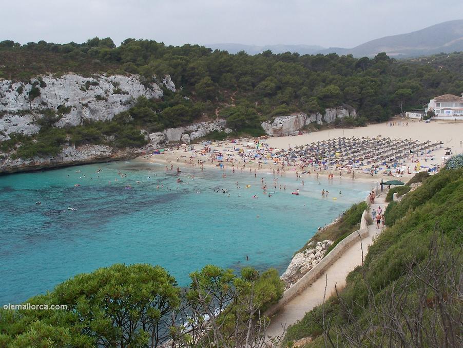 Cala Romantica Spain  City pictures : cala Romantica, Mallorca, playa cala Romantica, hotel