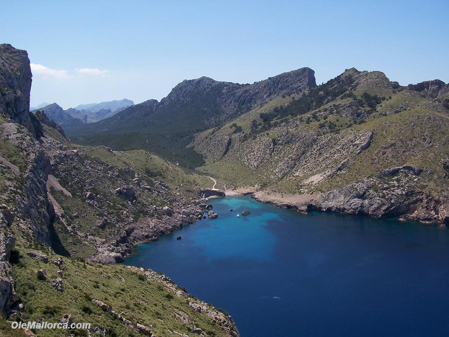 Formentor, fotos playa, Formentor, Mallorca, cap de Formentor,