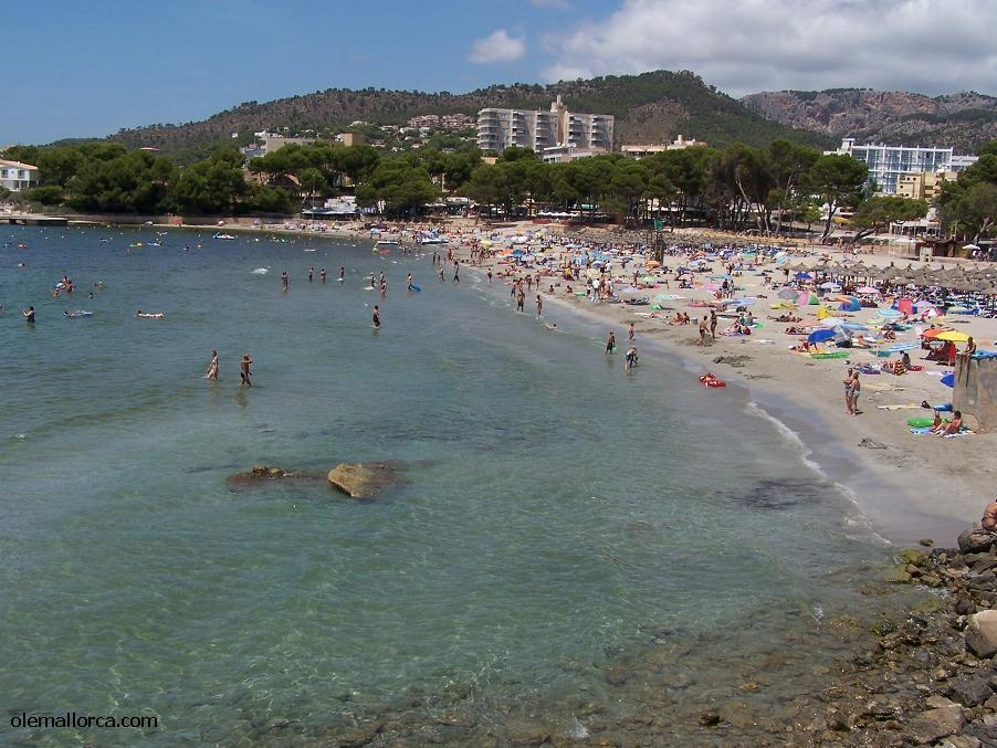 Hotel Playas De Paguera Mallorca